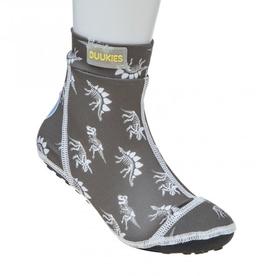 Duukies Beach Socks in Dino