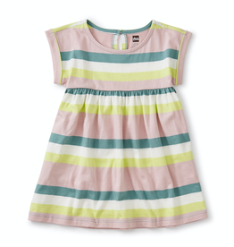 Tea Collection Striped Empire Baby Dress