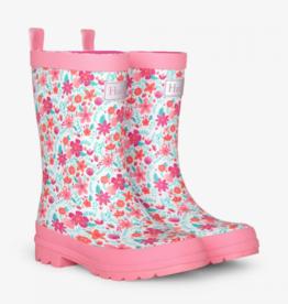 Hatley Summer Garden Matte Rain Boots