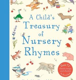 Child's Treasury Of Nursery Rhymes By Kady MacDonald Denton