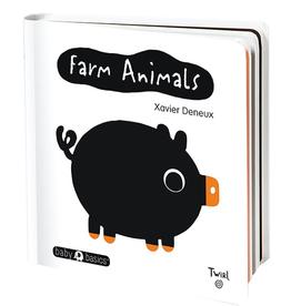 Farm Animals By Xavier Deneux