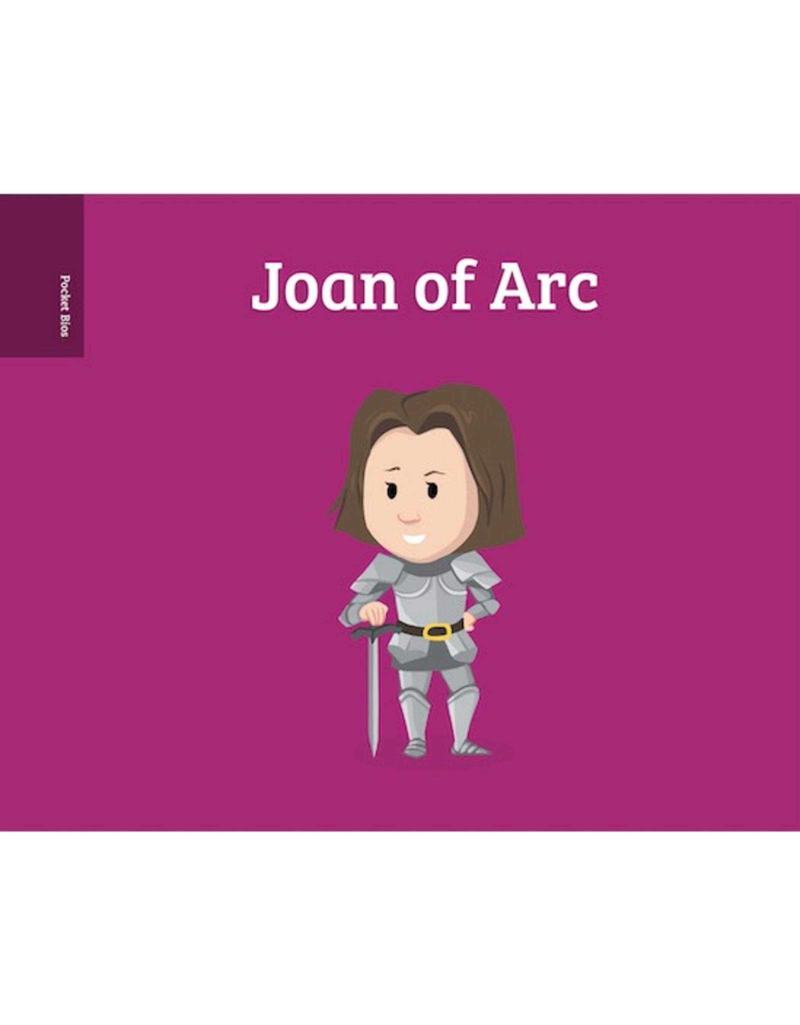 Pocket Bios: Joan Of Arc By Al Berenger