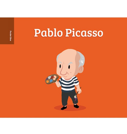 Pocket Bios: Pablo Picaso By Al Berenger