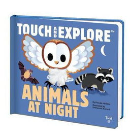 Touch and Explore: Animals at Night by  Stephanie Babin