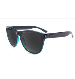 Knockaround Premiums Polarized Black Ocean / Smoke