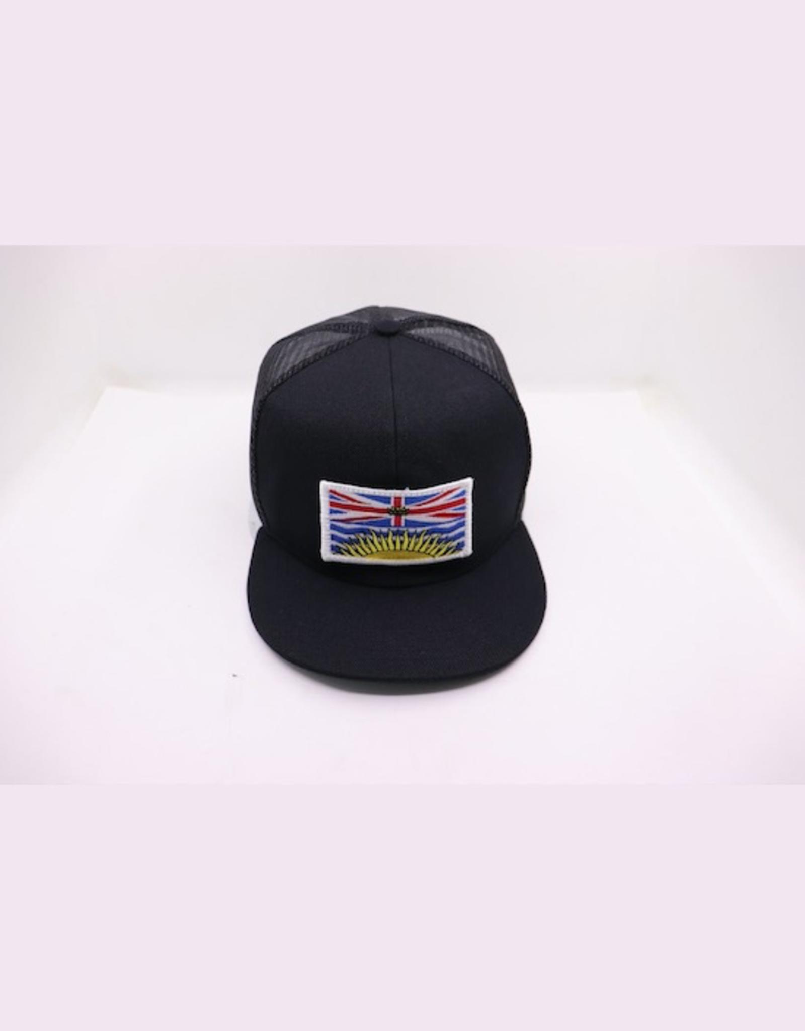 The Nine O'Clock Gun Co. BC Flag Junior Hat