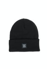Herschel Supply Co. Abbott Beanie   in Black