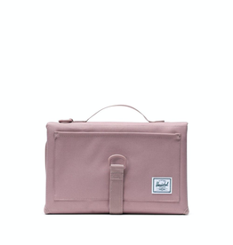 Herschel Supply Co. Sprout Change Mat Ash Rose