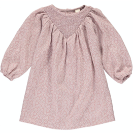 Vignette Rosie Dress, Long Sleeve in Mauve