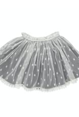 Vignette Violet Skirt in Charcoal