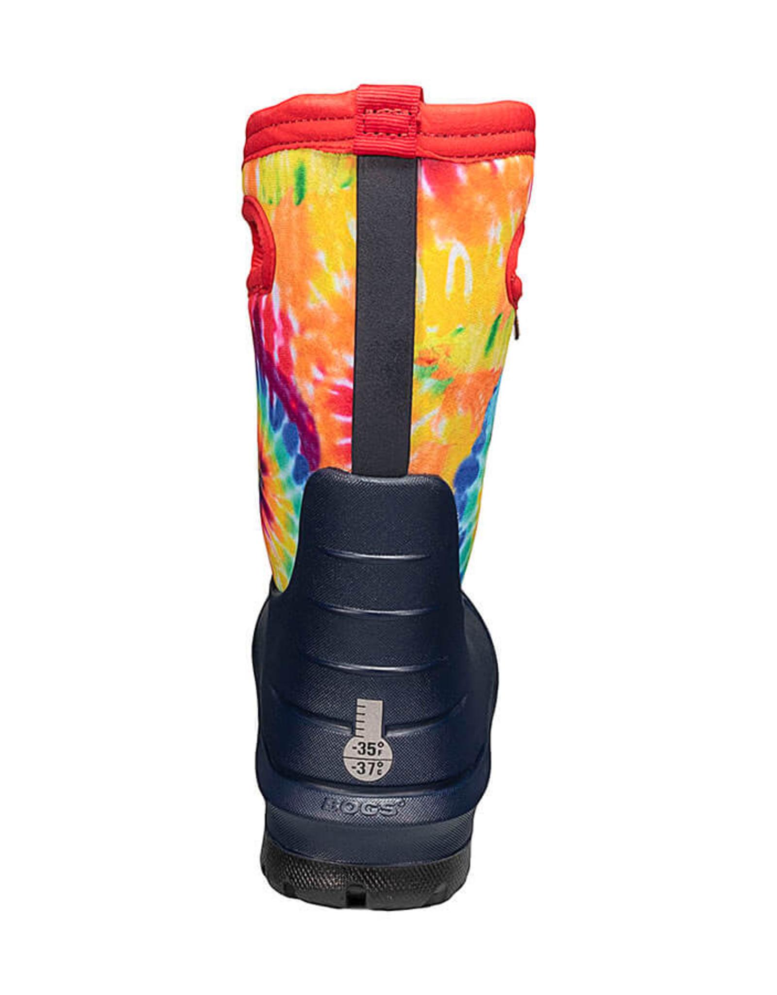 Bogs Kids' Neo-Classic Tie Dye