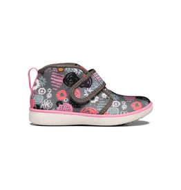 Bogs Kids' Kicker Mid Garden Party Slip Ons