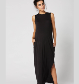 Legoe Heritage Park Ave Dress in Black