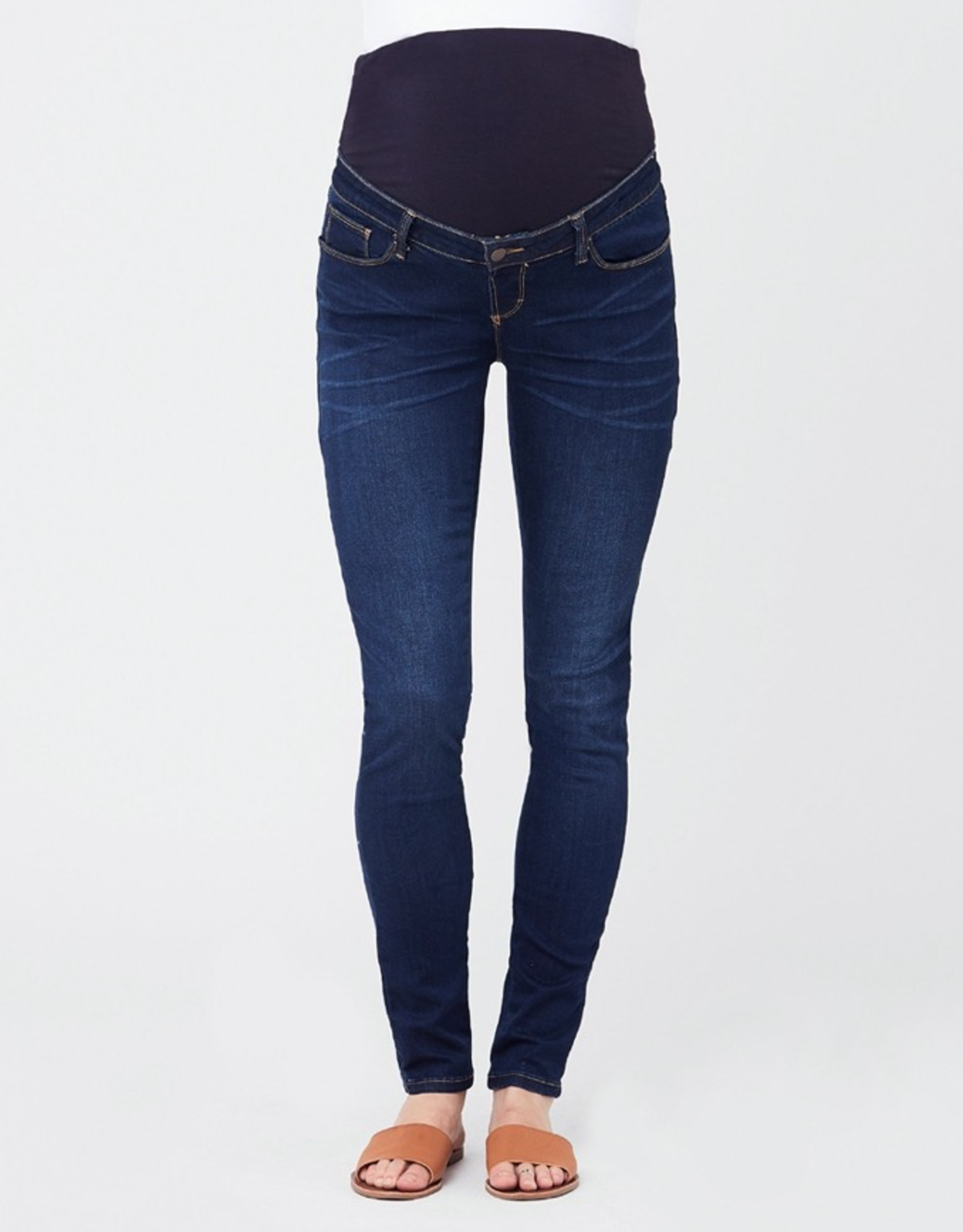 Ripe Maternity Rebel Jegging in<br /> Indigo