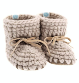 Beba Bean Sweater Mocs Oatmeal