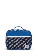 Herschel Supply Co. Herschel Supply, Pop Quiz Lunch Roll Call Black/White/Lapis Blue, 5L