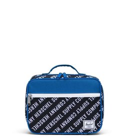 Herschel Supply Co. Herschel Supply, Pop Quiz Lunch Roll Call Black/White/Lapis Blue, 5L