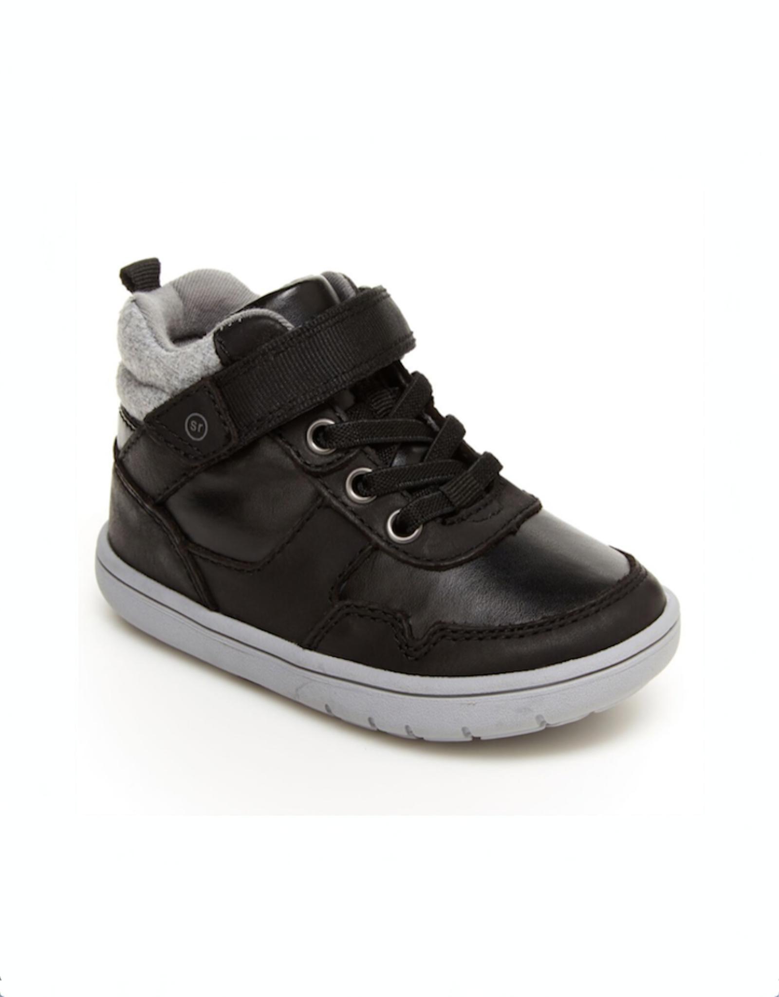 Striderite Little Kids Black SRtech Ryker Boot