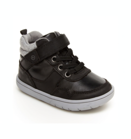 Striderite Little Kids Black SRtech Ryker Boot