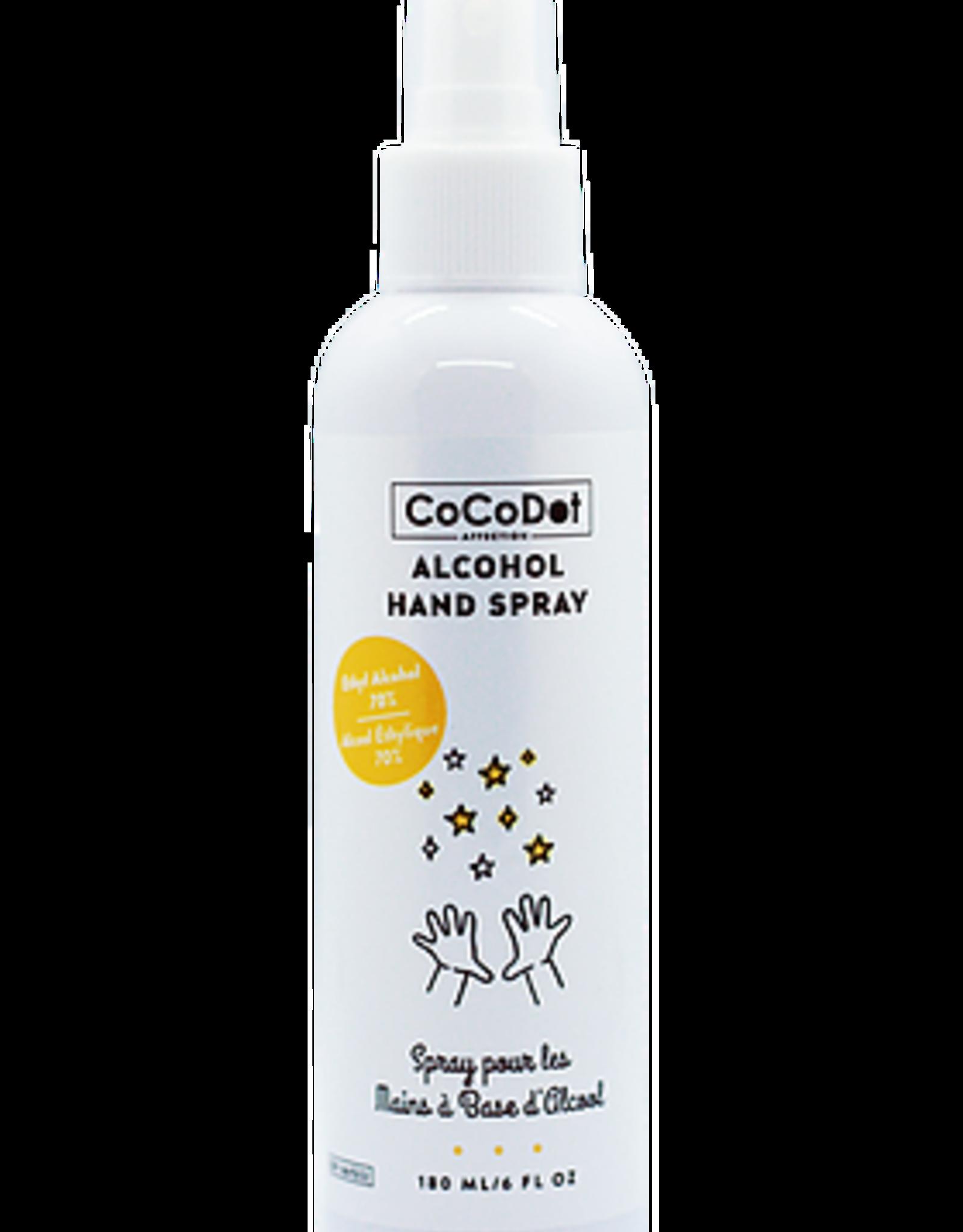 70% ethyl alcohol hand spray (bergamot & lavender) 180 ml