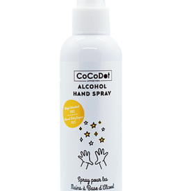 70% ethyl alcohol hand spray (bergamot & lavender) 180 ml