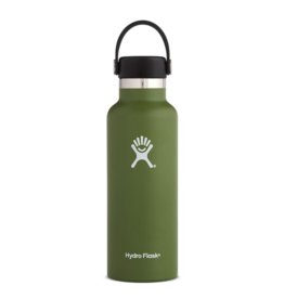 Hydro Flask 21 oz Standard Mouth in Olive