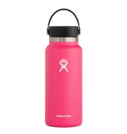 Hydro Flask 32 oz Wide Mouth Flex Cap Bottle in Watermelon