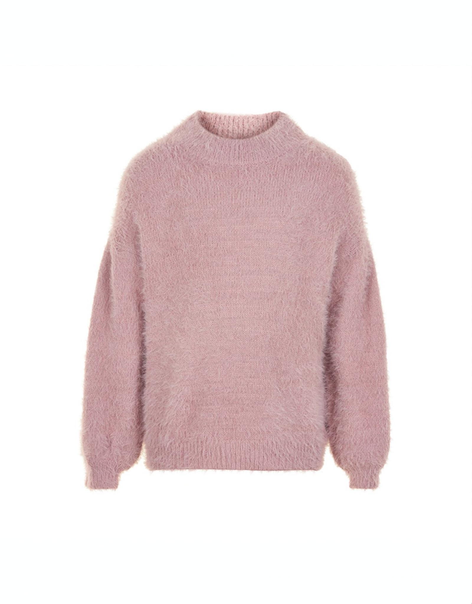 Creamie Soft Pullover Sweater in Deauville Mauv