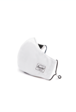 Herschel Supply Co. Herschel Supply, Classic Fitted Face Mask, Adult, White