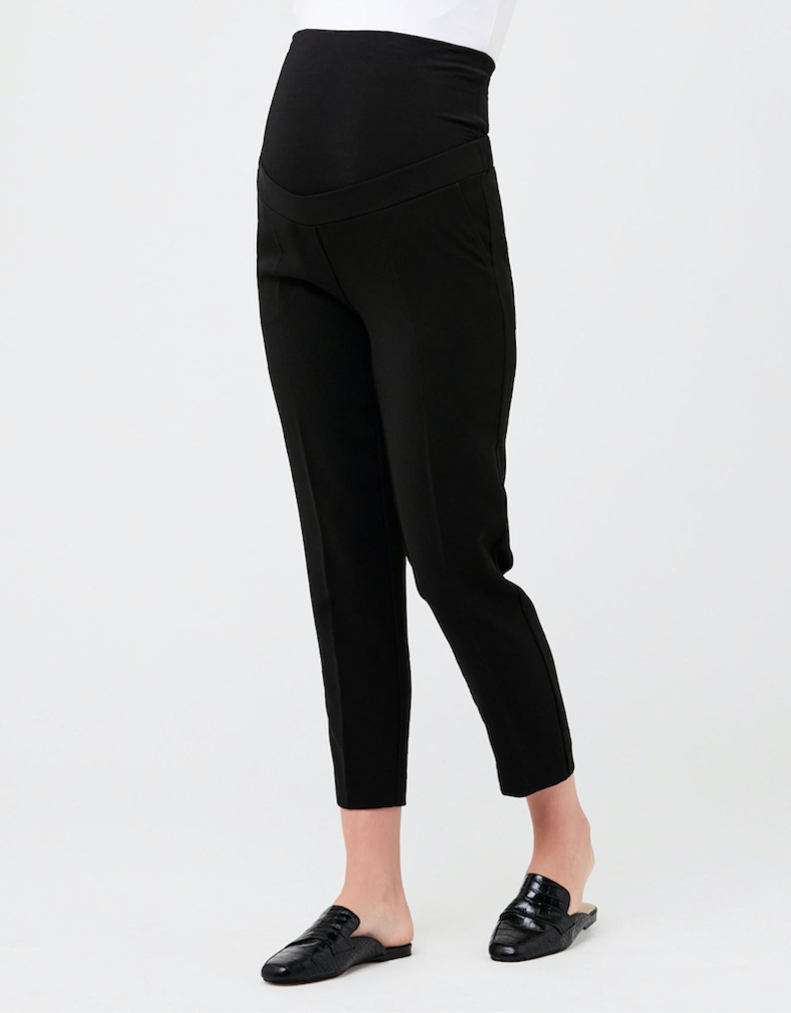 Ripe Maternity Alexa Classic Crop Pant in Black