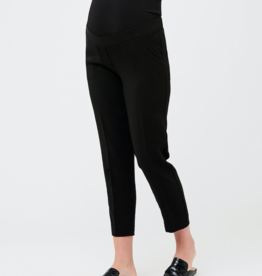 Ripe Maternity Alexa Classic Crop Pant in Black