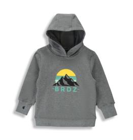 Birdz Children Mountain Hoodie | Green |