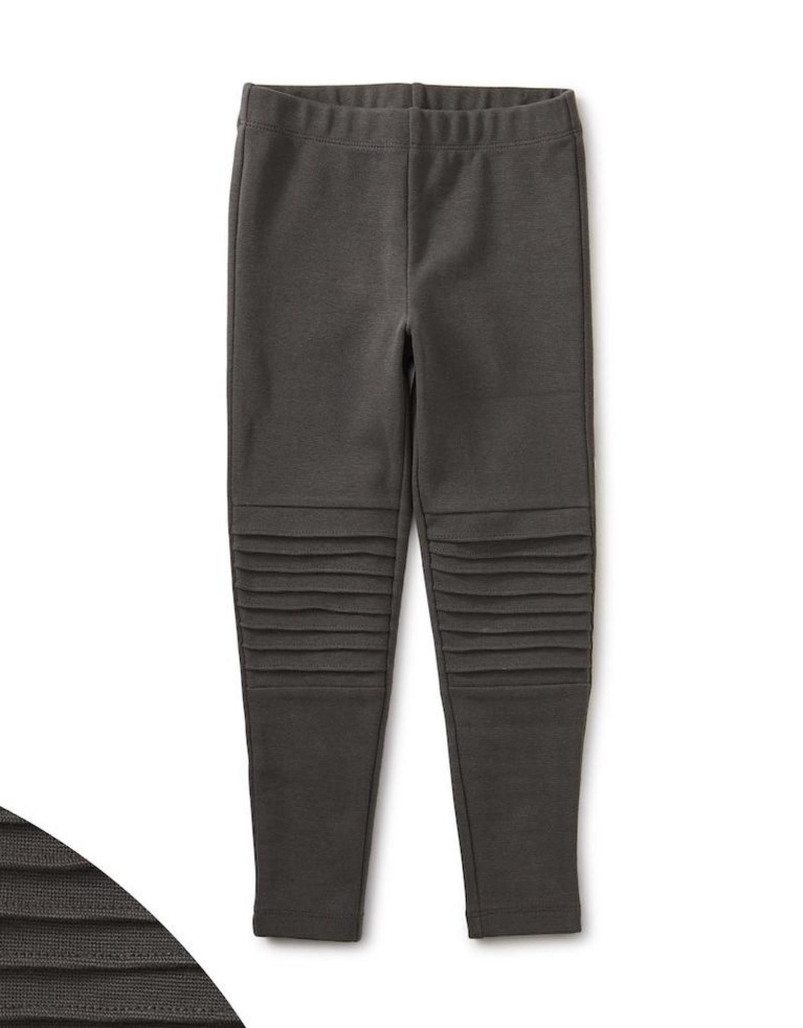 Tea Collection Grey Reinforced Knee Moto Pants