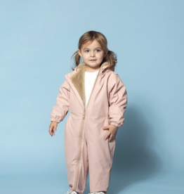 Go Soaky Roger Rabbit Waterproof Onsie in Evening Pink
