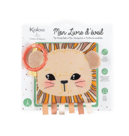 Kaloo The Curious Lion Activity Book