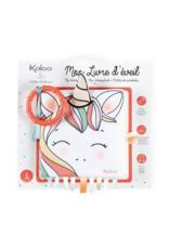 Kaloo The Happy Unicorn Activity Book