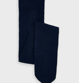 Mayoral Navy Woven Tights