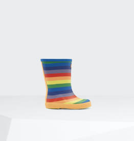 Hunter Boots Original Kids First Classic Rainbow Rain Boots: Multicoloured