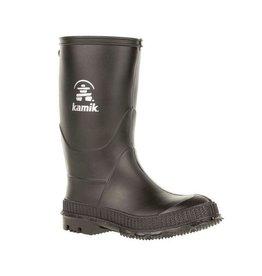 Kamik STOMP Kids Rainboots, Black