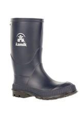 Kamik STOMP Junior Rain Boot, Navy/Black