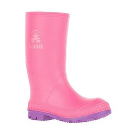 Kamik STOMP Junior Rain Boot, Pink