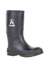 Kamik STOMP Kids Rainboots Navy & Black