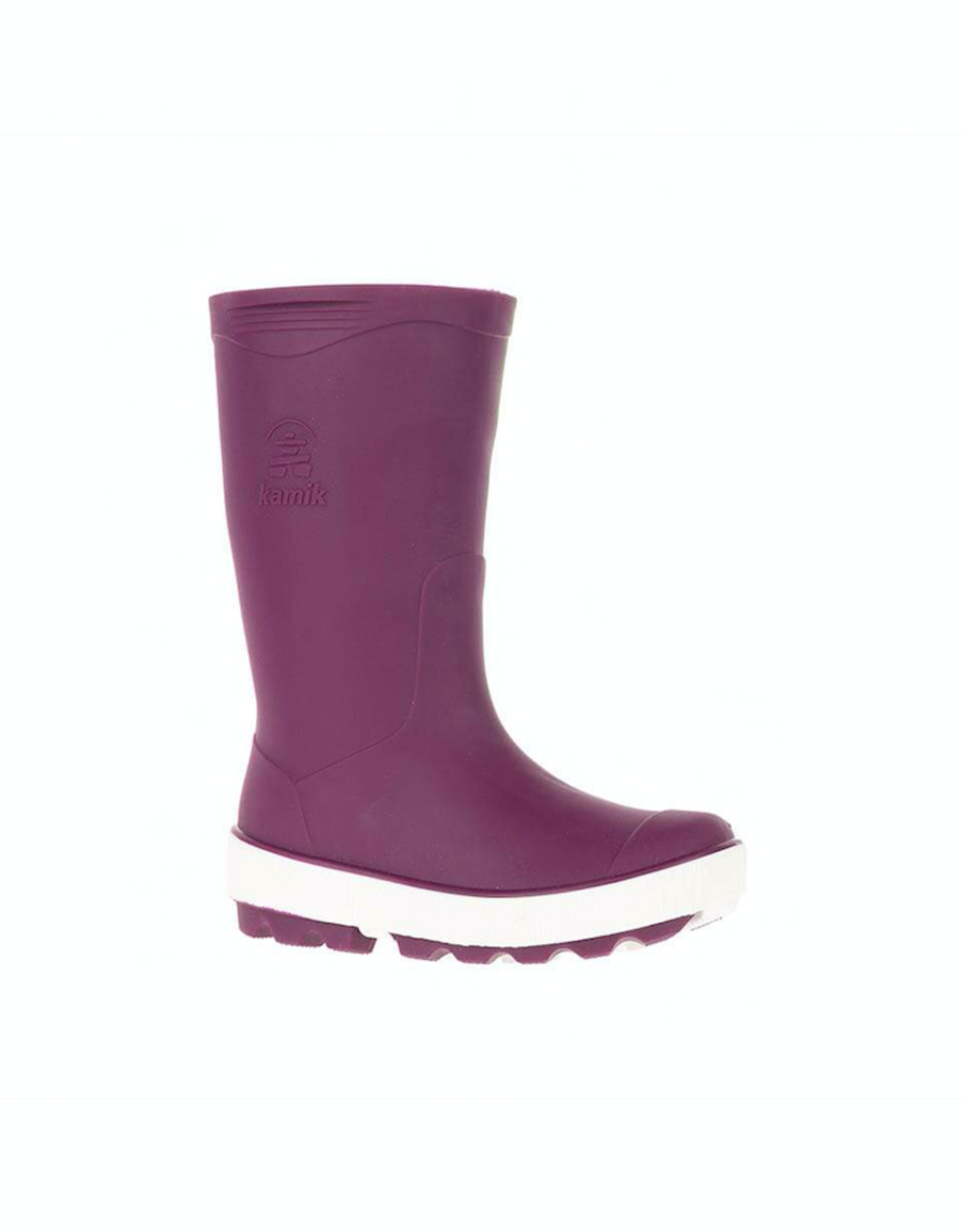 Kamik RIPTIDE Kids Rain Boot Dark Purple