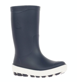 Kamik RIPTIDE Kids Rain Boot Navy & White