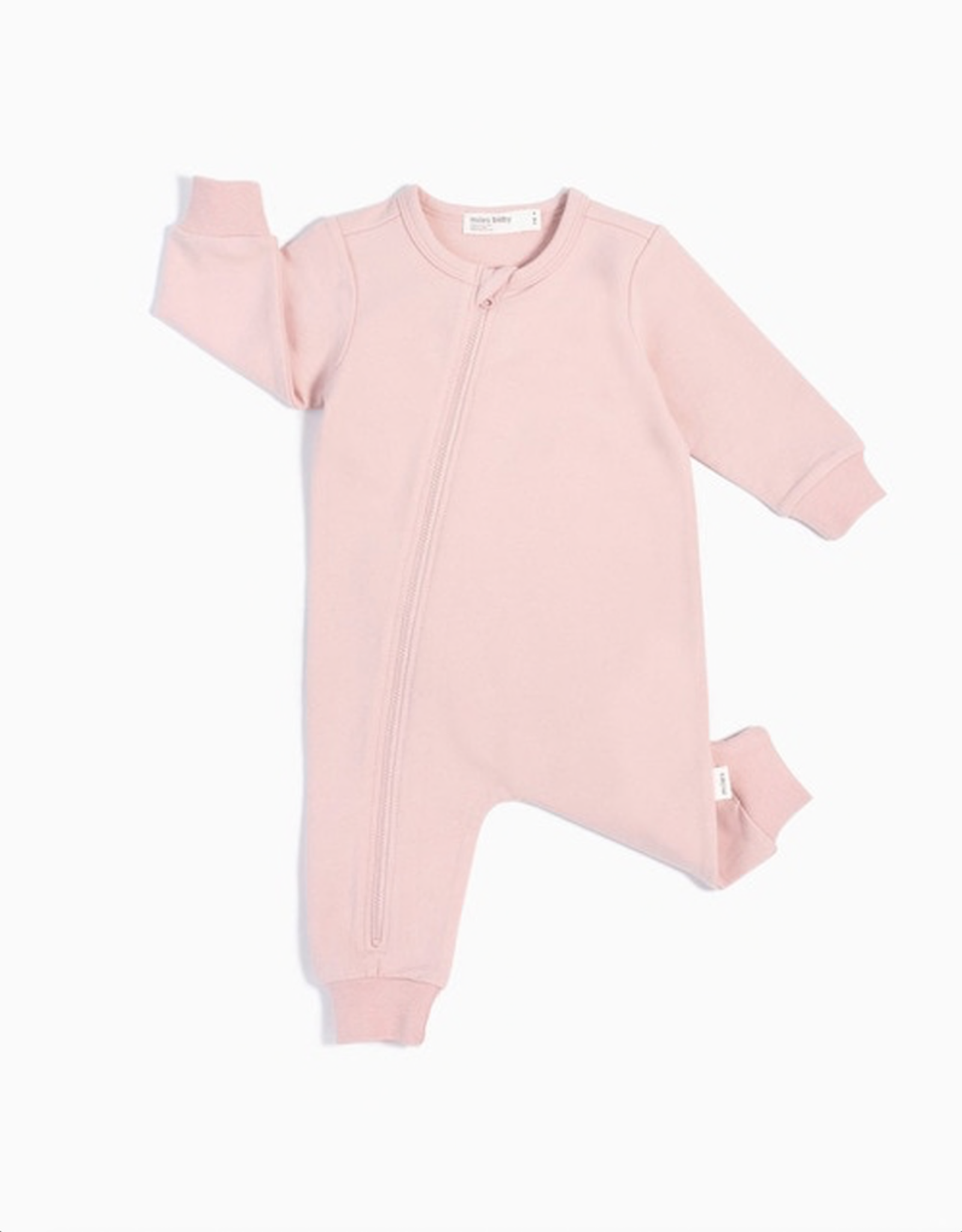 """Miles Basic"" Pink Playsuit"