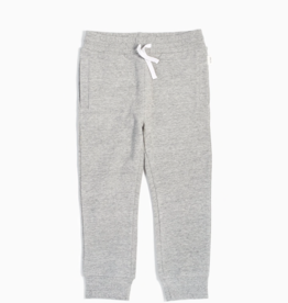 """Miles Basic"" Heather Grey Jogger"