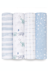 """Aden + Anais rising star 47"""" classic swaddle set 4-pack"""