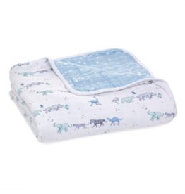 Aden + Anais rising star-follow the stars classic dream blanket
