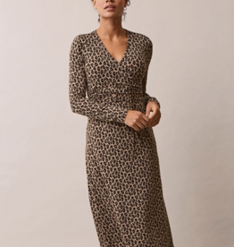 Boob Design Leo wrap dress