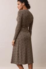 Boob Design Leo wrap dress